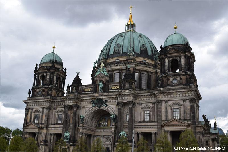 City Sightseeing, Berlin, Berliner Dom