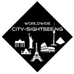Logo, City Sightseeing, wordwide