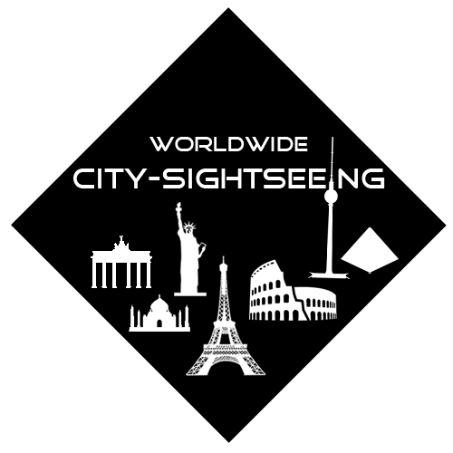 Logo, City Sightseeing, wordwide