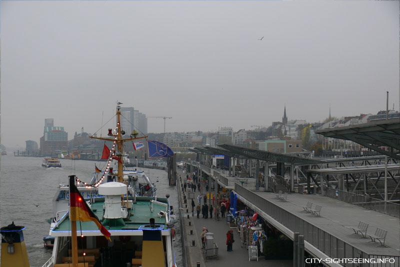 City Sightseeing, Hamburg, Hafen, Hamburger Hafen