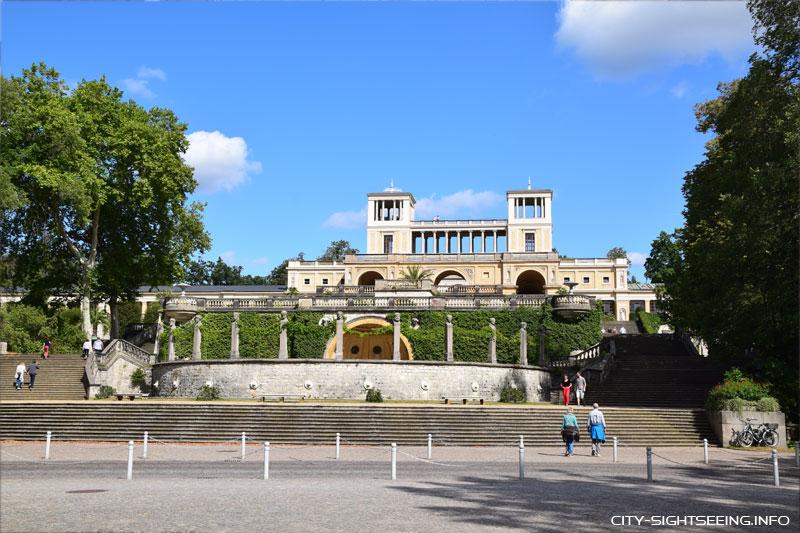 City Sightseeing, Potsdam, Orangerie, Orangerieschloss