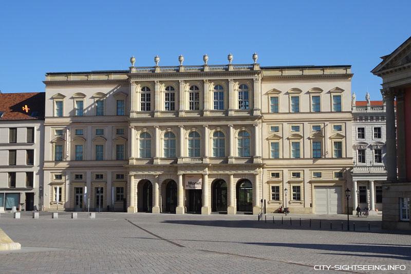 City Sightseeing, Potsdam, Palast Barberini, Museum