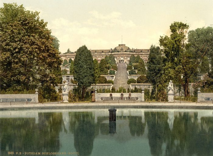 City Sightseeing, Potsdam, Schloss Sanssouci