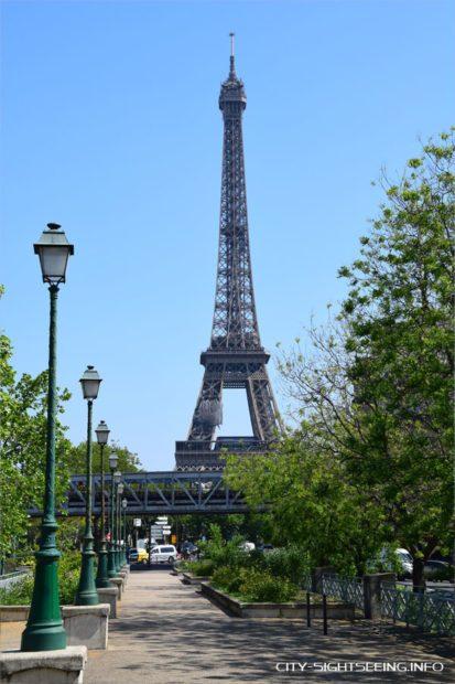 City Sightseeing, Paris, Frankreich, France, Eiffelturm
