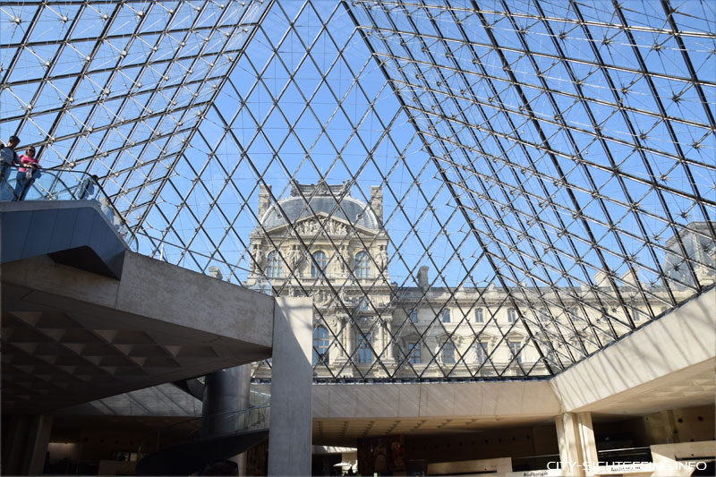 City Sightseeing, Paris, Frankreich, France, Louvre, Museum