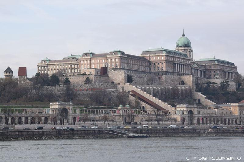 Budapest,Burgpalast
