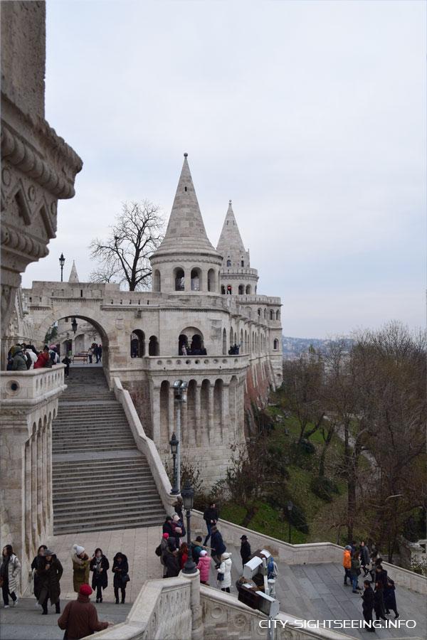 Fischerbastei, Budapest