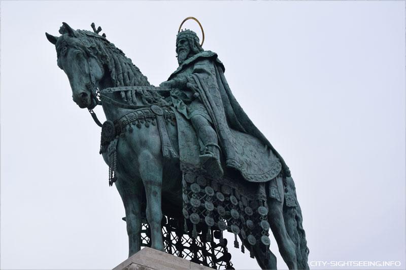 Fischereibastei, König Stephan I