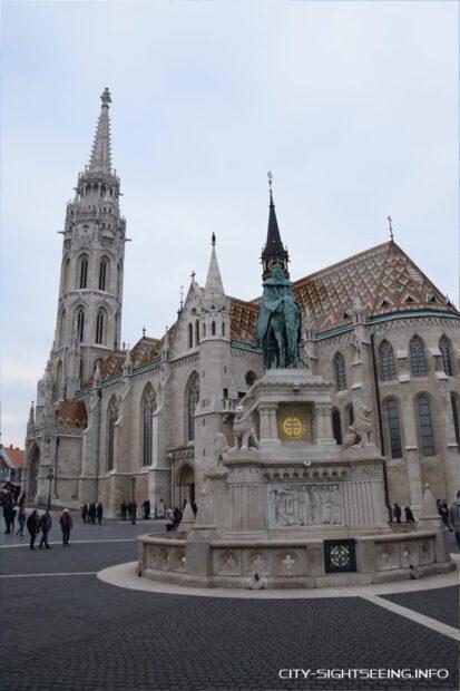 Matthiaskirche, Budapest