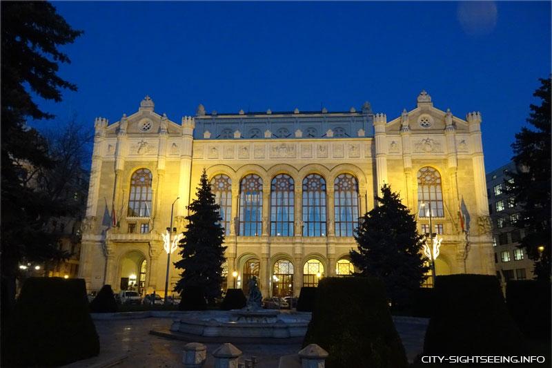 Pesti Vigadó,Ball- und Konzerthaus, Budapest