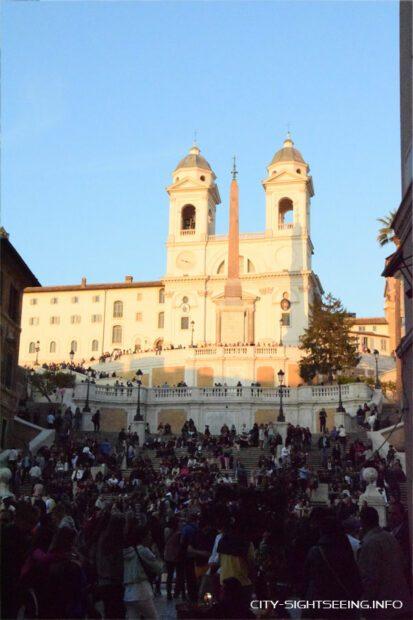 Spanische Treppe, Rom, Rome, Spanish Steps