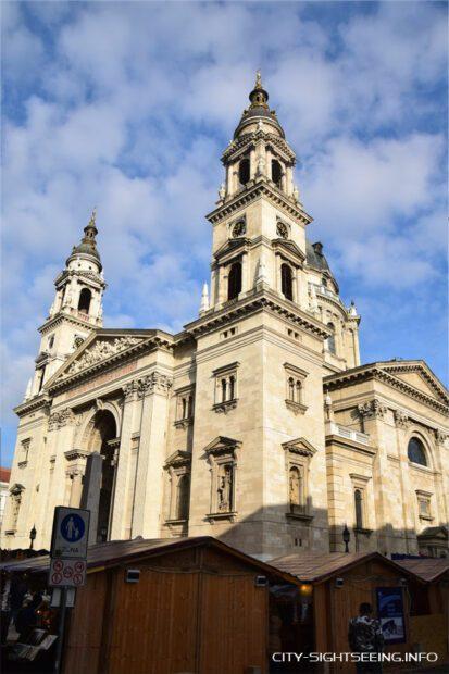 St. Stephen's Basilica,St. Stephans-Basilika, Budapest