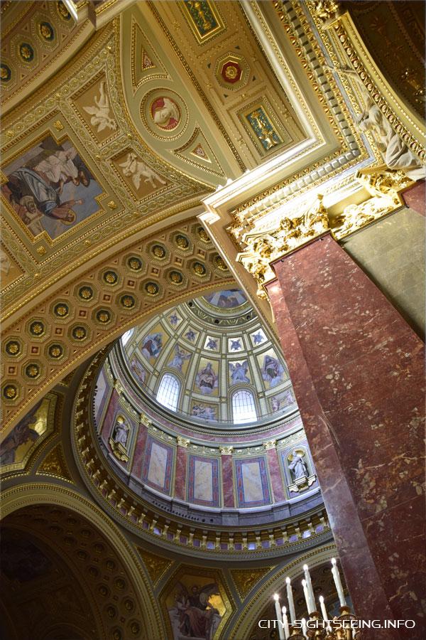 St. Stephans-Basilika, Budapest
